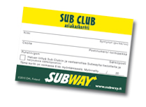 subway customer loyalty Subway restaurants, facing one of the biggest sales slumps in its five-decade history, is looking to win back customers with a new incentive: $2 discounts.