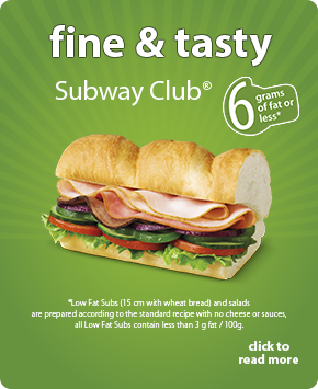 Subway Club®
