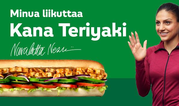 Subway Tampere Keskusta