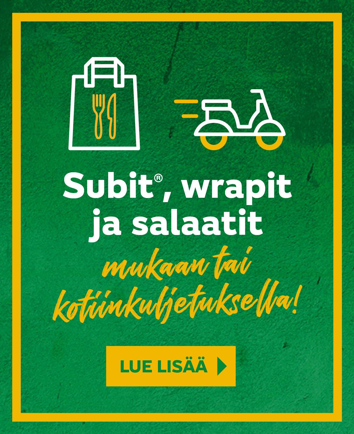 Subway Kupittaa