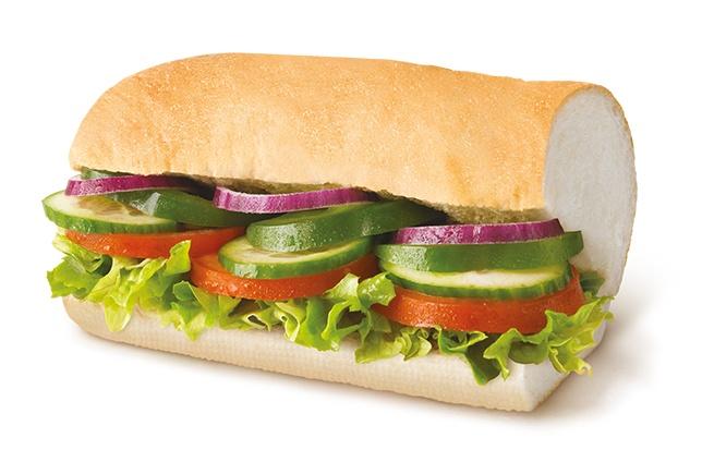 Subway Veggie Delight veggie delite ® - subway ® suomi