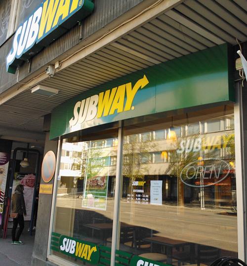 Subway Jämsä