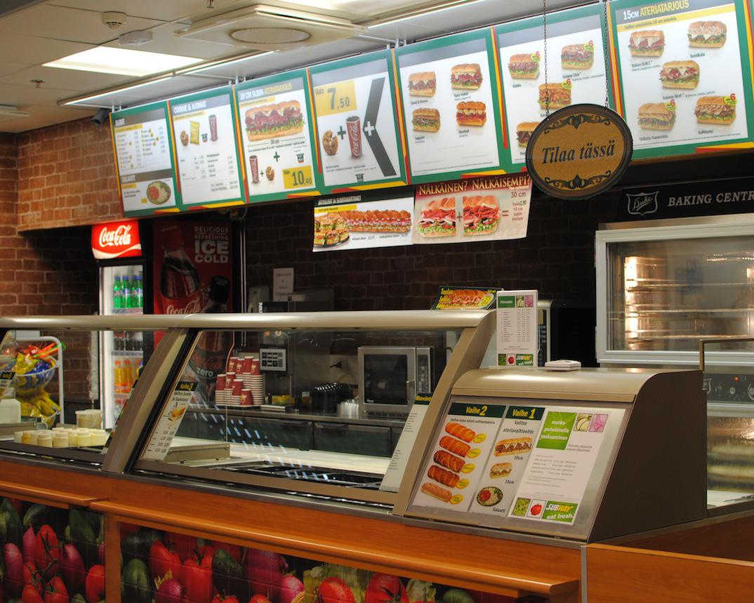Subway Kokkola