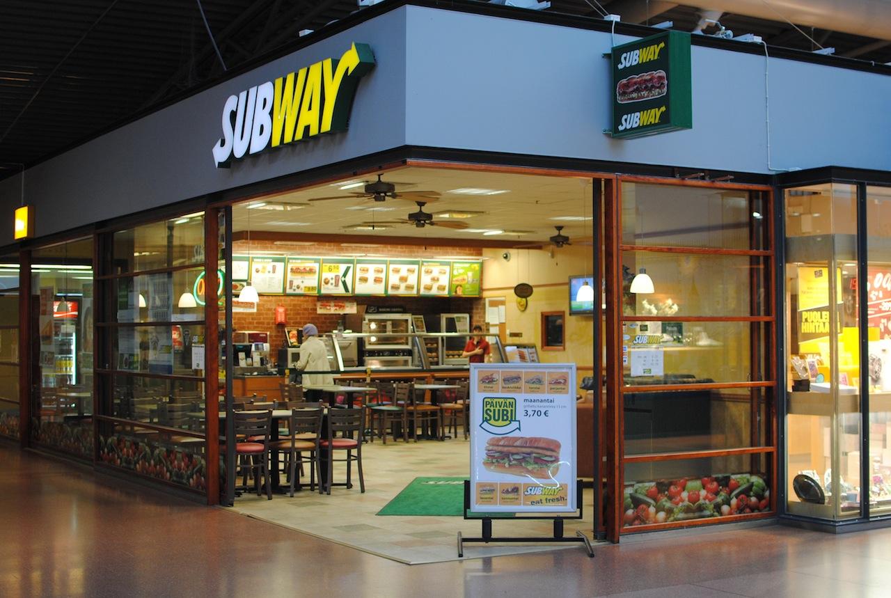 Jyväskylä Subway
